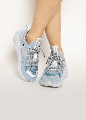 Heather Tech Sneakers by Ganni Shoes Ganni