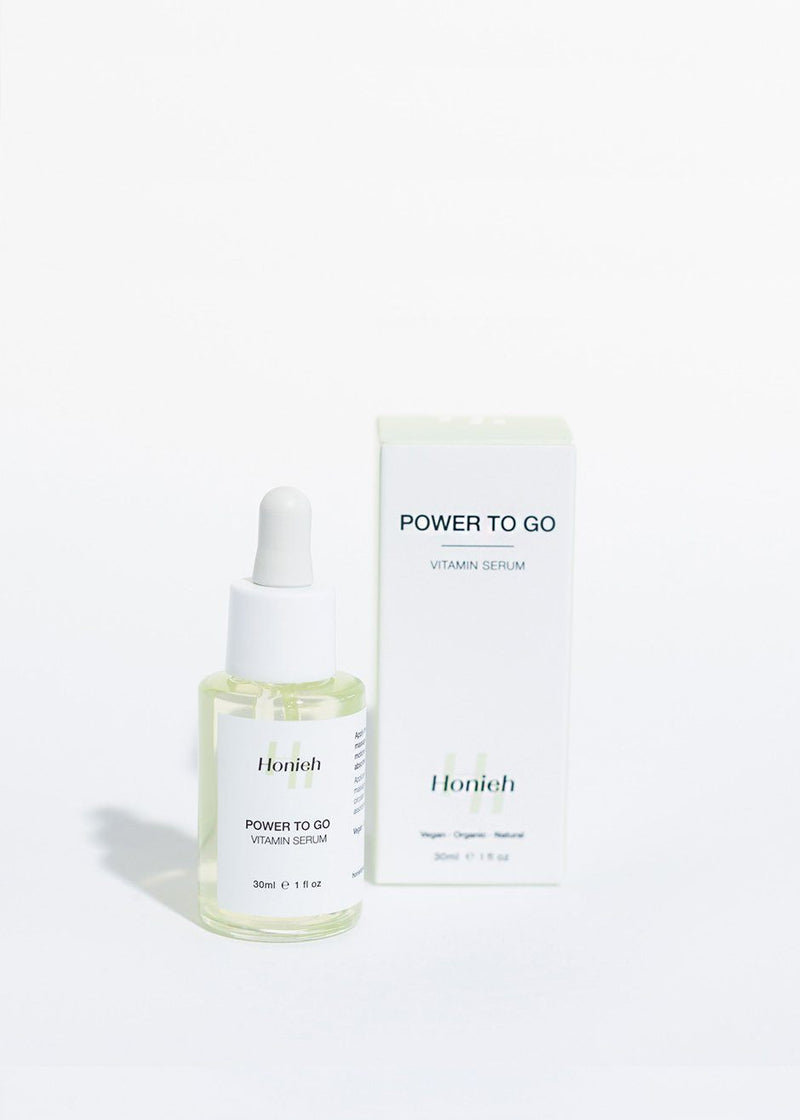 Honieh Power to Go Vitamin Serum Beauty Honieh