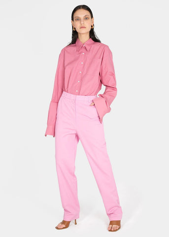 Jack Chino Pants by Rika Studios- Washed Pink Pants Rika Studios
