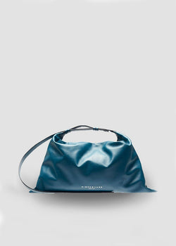 Large Puffin Bag by Simon Miller in Octane Teal Bag Simon Miller