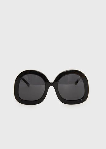 L.F. Markey Tete Sunglasses in Black Sunglasses L.F. Markey