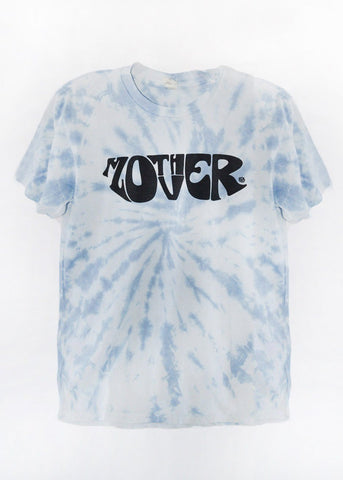MOTHER LOVER Tie-Dye T-Shirt top The Frankie Shop