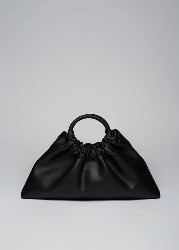 Nanushka Trapeze Bag in Black Bag Nanushka