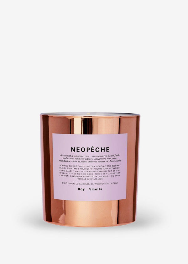 Neopêche Candle by Boy Smells Candles Boy smells