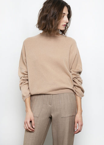 Noisette Fakarava Cashmere Sweater by Loulou Studio sweater Loulou Studio