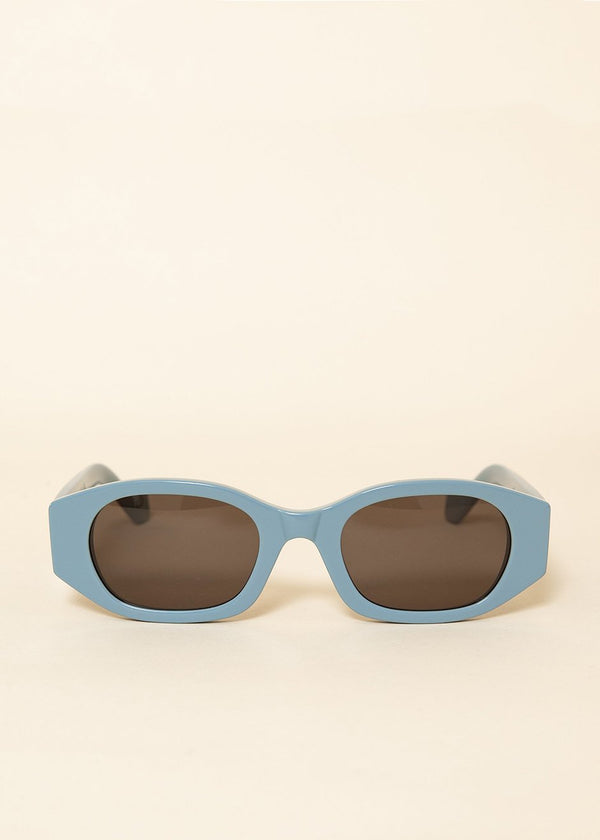 Oblong Sunglasses by TOL Eyewear in Cool Gray Sunglasses TOL Eyewear