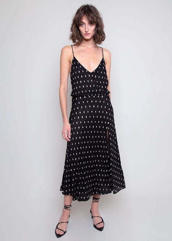 Ofelia Dress by ROTATE in Black Dress Rotate