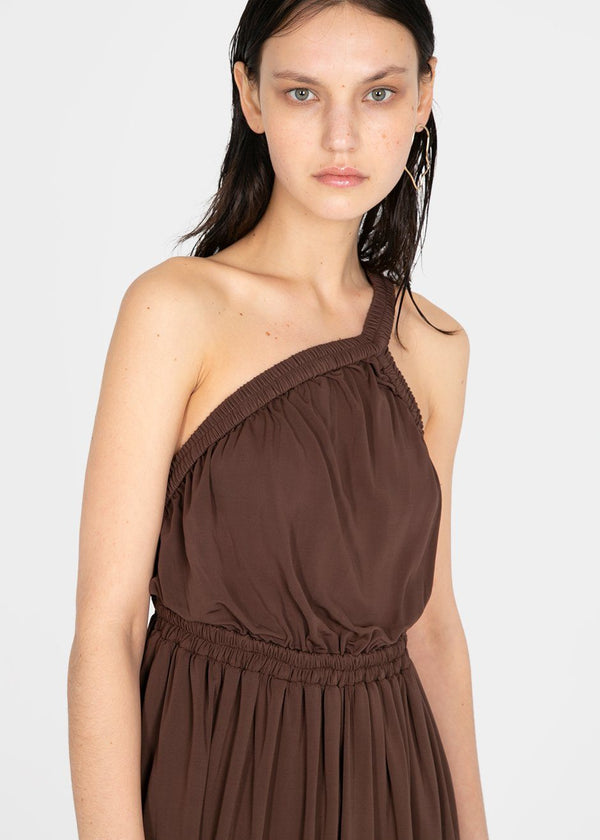 One Shoulder Dress by Matteau- Clove dress Matteau