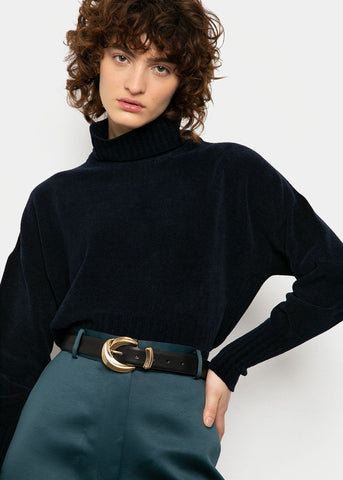 Paloma Wool Como Sweater- Navy Sweater Paloma Wool