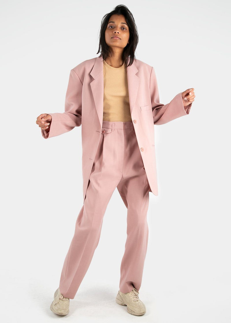 Pernille Boy Blazer in Pink Blazer More than Yesterday