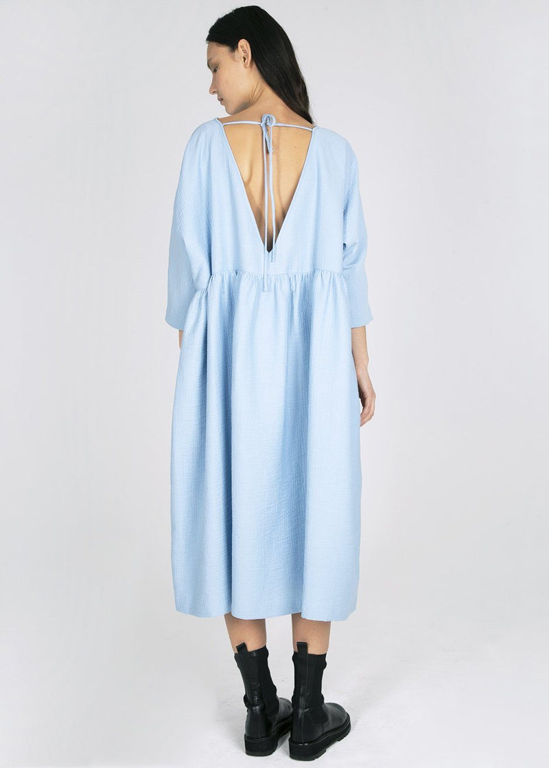Rachel Comey Oust Dress- Sky Blue Foam Dress Rachel Comey