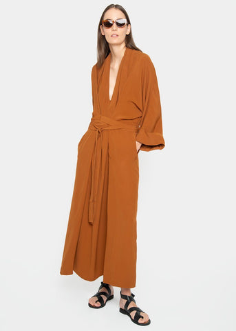 Rodebjer Mabelin Dress- Cinnamon Dress Rodebjer