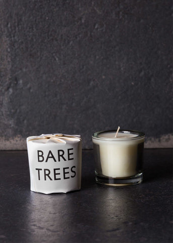 Tatine Tisane Bare Trees Votive Candle Candles Tatine