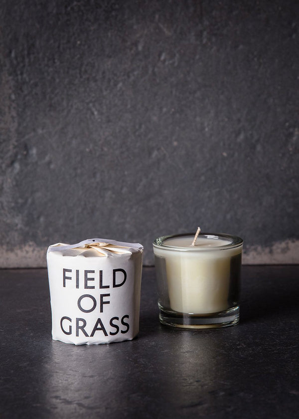 Tatine Tisane Field of Grass Votive Candle Candles Tatine
