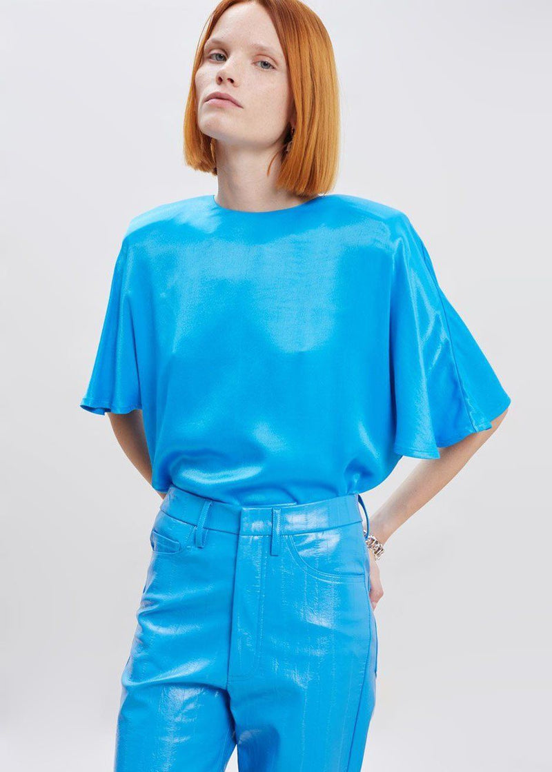 Vera Top by ROTATE in Blithe Top Rotate