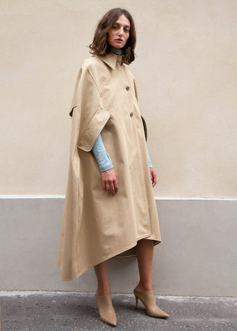 Watson Trench Cape by A.W.A.K.E Mode Coat Awake Mode