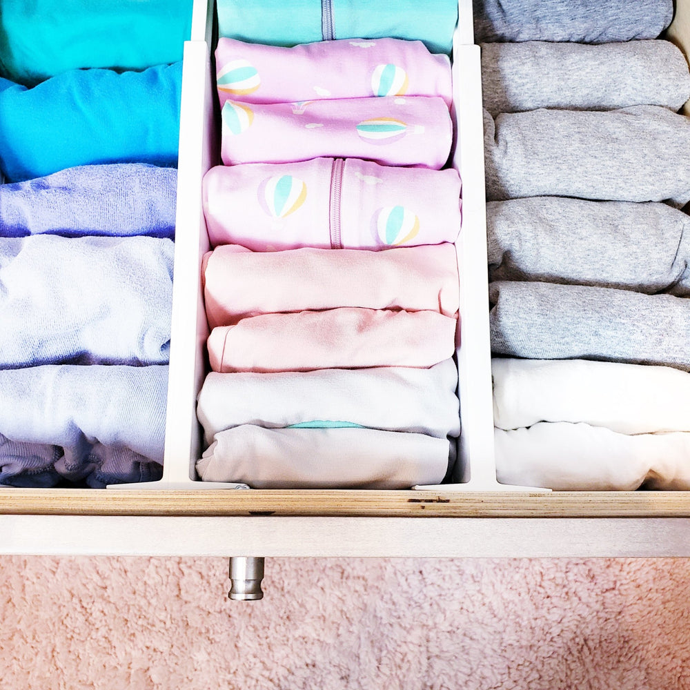 How to Organize your Kid's Clothes Like a Pro