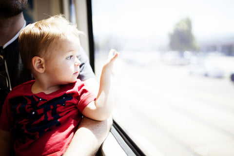 Toddler and Baby Travel Tips