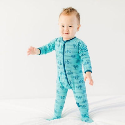 Dream Big Collection: Footies Ships 2/4 - Lark Adventurewear