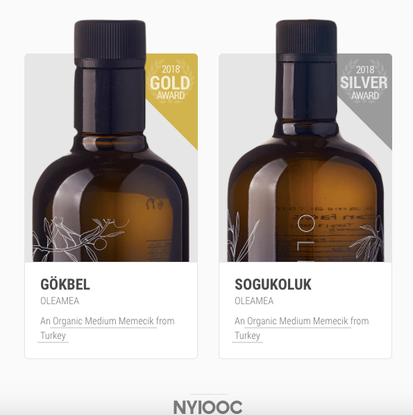 NYIOOC | WORLD OLIVE OIL COMPETITION 2018