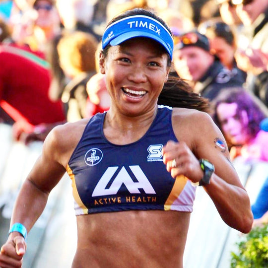 Ani De Leon-Brown - Triathlete