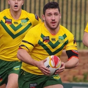 KELLY BENSON - RUGBY LEAGUE