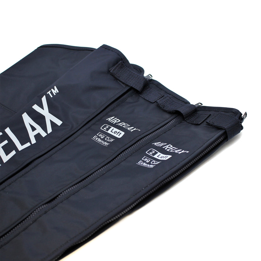 AIR RELAX leg sleeves extenders for triathlon