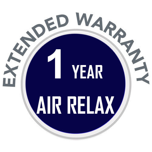 EXTENDED WARRANTY 1 YEAR - AIR RELAX