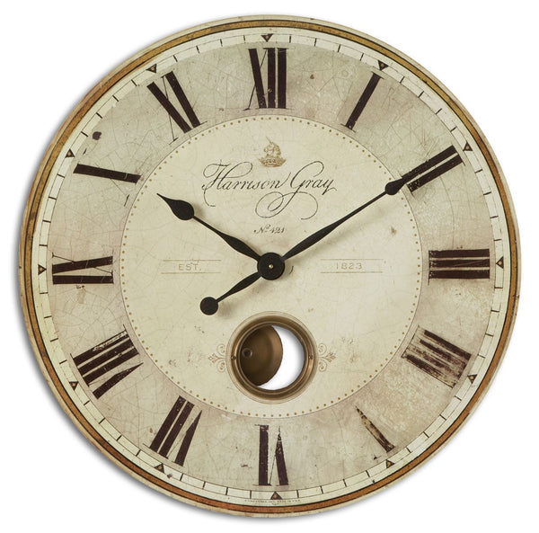 Harrison Gray 30inch Clock