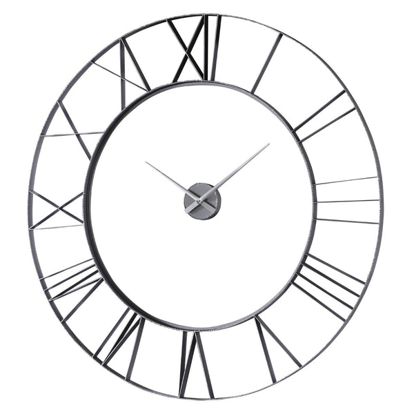 Carroway Art Deco Wall Clock