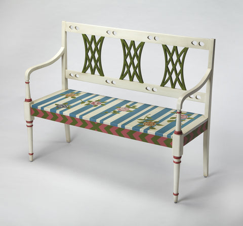 Fawcett Alice In Wonderland Bench