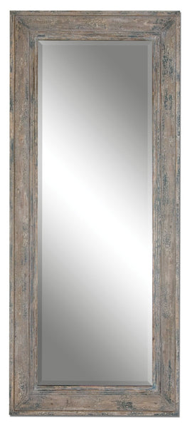 Missoula Distressed Leaner Mirror