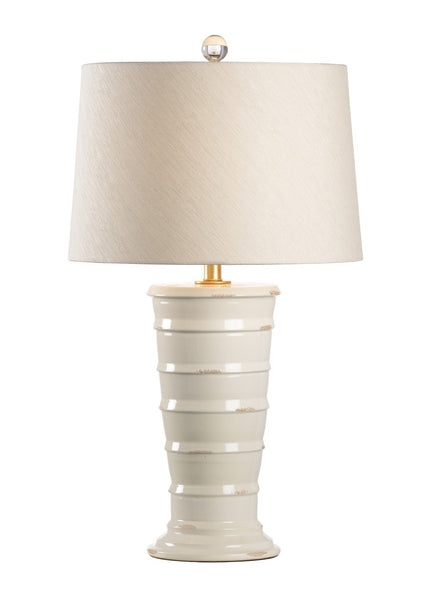 Amalfi Lamp - Aged Cream