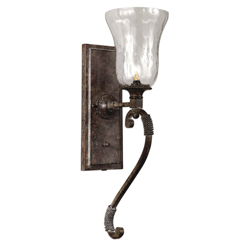 Galeana Glass Wall Sconces