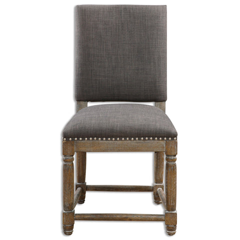 Laurens Gray Accent Chair