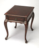Grace Plantation Cherry End Table