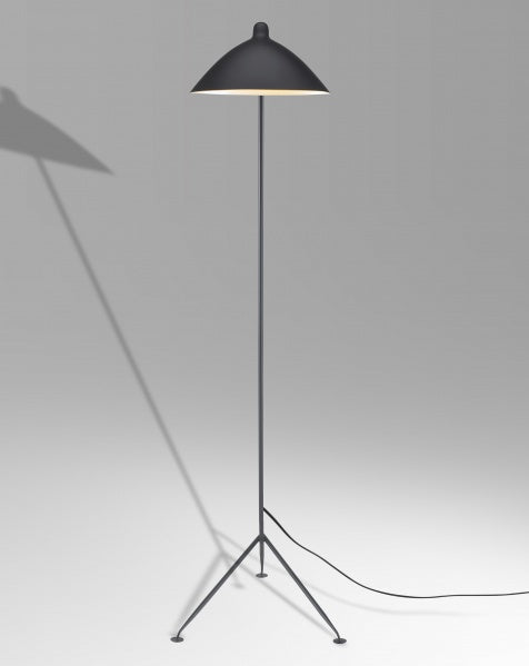 Brass Hardware Floor Lamps