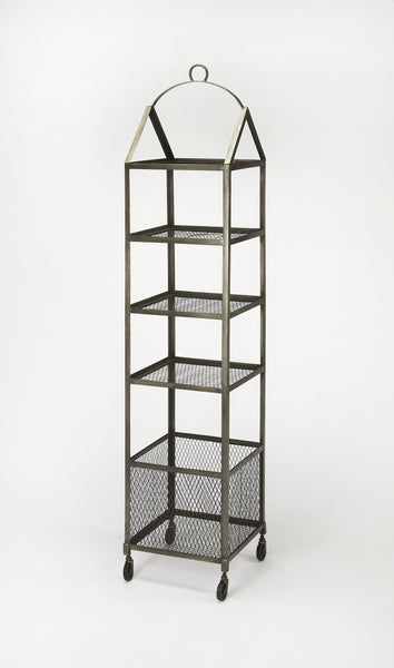 Trammel Industrial Chic Etagere