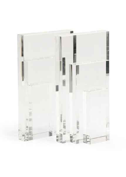 Crystal Bookend-Pr