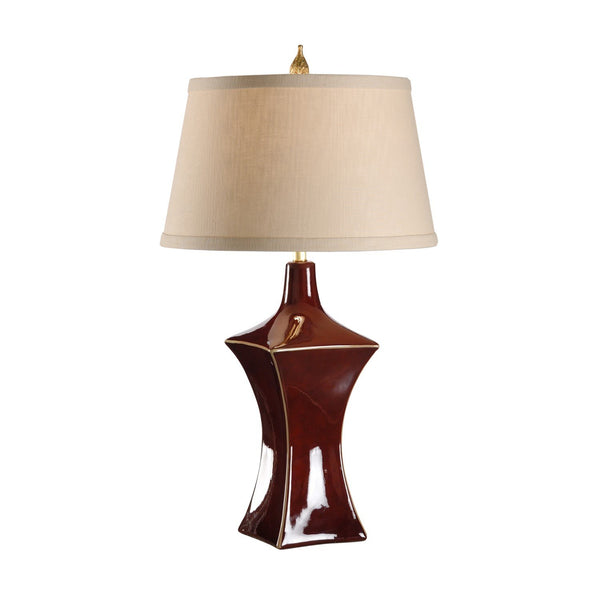 Waisted Square Lamp