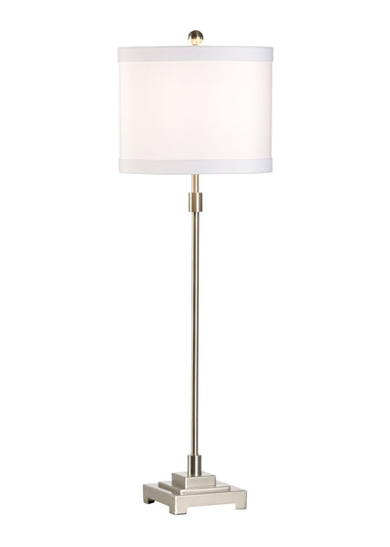 Bailey Lamp - Nickel
