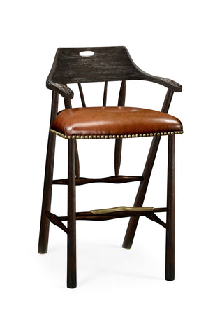 Smokers Style Dark Ale Bar Stool