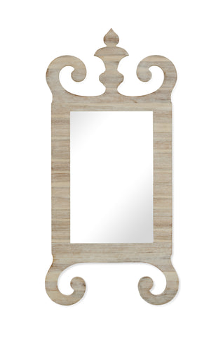 Abottsworth Washed Acacia Mirror