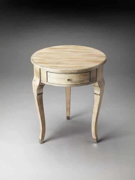 Kiley Driftwood Accent Table