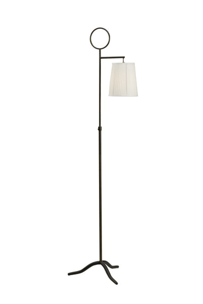 Charlotte Bronze Floor Lamp