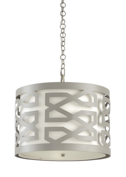 China Lattice Chandelier