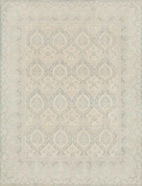 Ferehan  Hand-Knotted Wool Area Rug