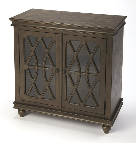 Lansing Coffee 2 Door Accent Cabinet
