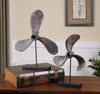 Propellers Rust Sculptures, S/2