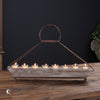 Benigna Tea Light Candleholder